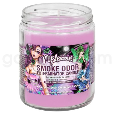 Smoke Odor Exterminator 13oz Candle Mysterious