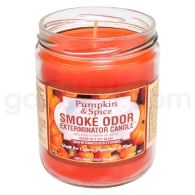Smoke Odor Exterminator 13oz Candle Pumpkin & Spice