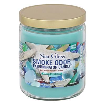 Smoke Odor Exterminator 13oz Candle Sea Glass