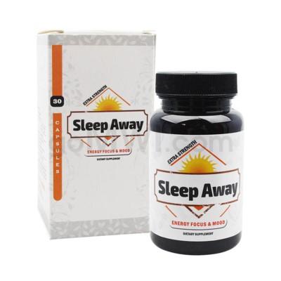 Sleep Away Energy Focus & Mood