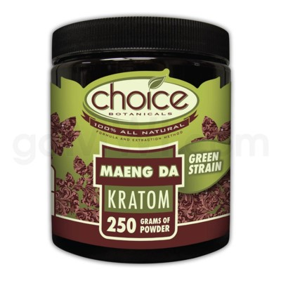 Choice Kratom Maeng Da - 250g Powder