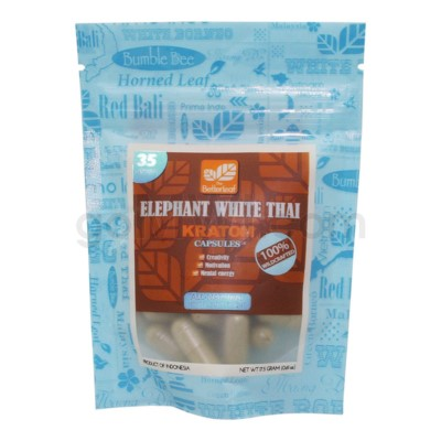 Betterleaf  Bumble Bee Kratom - Elephant White Thai 35 CT