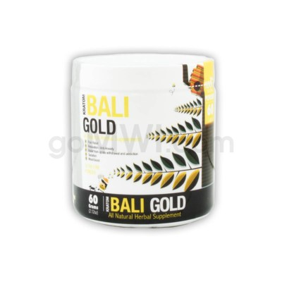 Bumble Bee Kratom - Bali Gold  Powder 60g