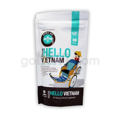 Bumble Bee Kratom - Hello Vietnam 40 CT