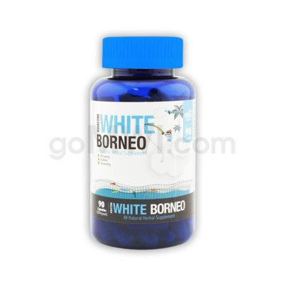 Bumble Bee Kratom -White Borneo 90 CT
