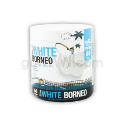 Bumble Bee Kratom - White Borneo Powder 60g