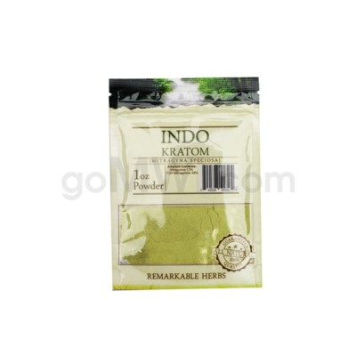 Remarkable Herbs Kratom - Indo Powder 1oz