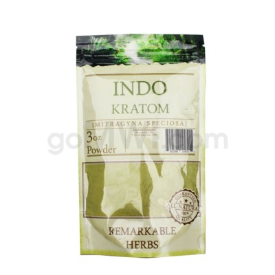 Remarkable Herbs Kratom - Indo Powder 3oz