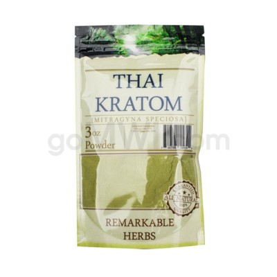 Remarkable Herbs Kratom - Thai Powder 3oz
