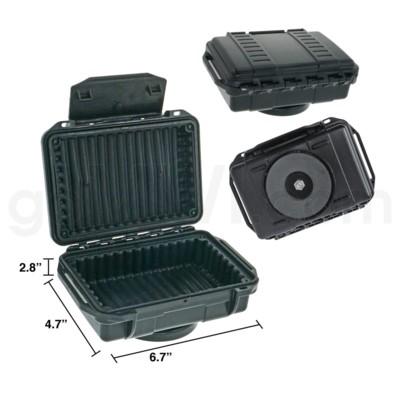Secret Safes Box 3X (6.7 x 4.7 x 2.8 inches)