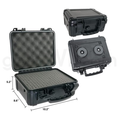 Secret Safes Box 7X (10.2 x 8.6 x 5.2 inches)