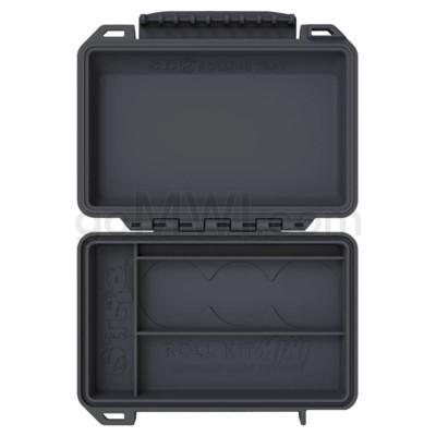 Str8 Roll Kit Mini w/ Built-in Tray & Acc - Black