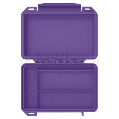 Str8 Roll Kit Mini w/ Built-in Tray & Acc - Purple