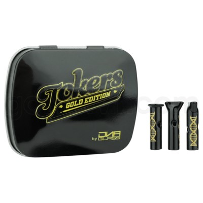 DISC DNA Tokers 3CT/BX Gold Edition - Black