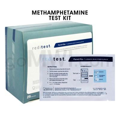 Single Panel Urine Test Methamphetamine