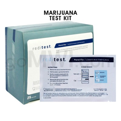 Single Panel Urine Test Marijuana (THC)