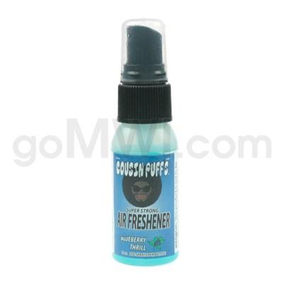 DISC Tasty Puff Air freshner 1oz - Blueberry Thrill