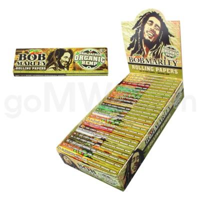 Bob Marley Unbleached Organic Hemp 1.25