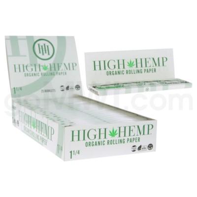 High Hemp Organic 1.25