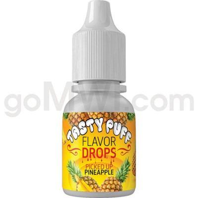 Tasty Puff Flavor Bottle 10ml Pucked Up Pineapple