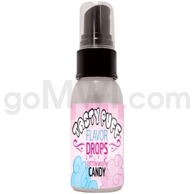 DISC Tasty Puff Spray 1oz Flavor Cotton Mouth Candy