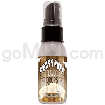 DISC Tasty Puff Spray 1oz Flavor Rasta Rootbeer