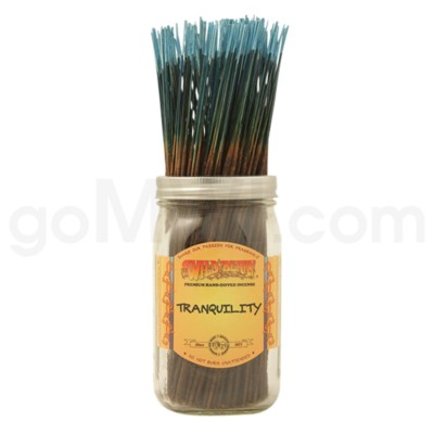 Wildberry Incense Tranquilitty 100/ct