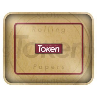 Toke Token Brown Tray Xtra Large 50/cs 14.25
