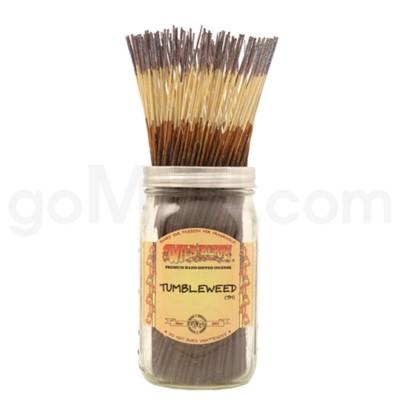 DISC Wildberry Incense Tumbleweed 100/ct
