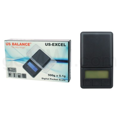 DISC US Balance 500g x 0.1g digital  Scales