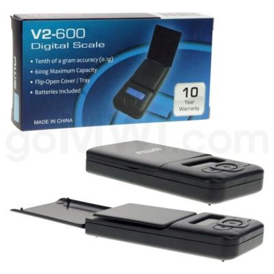 AWS V2-600 600g x0.1g Pocket Scales