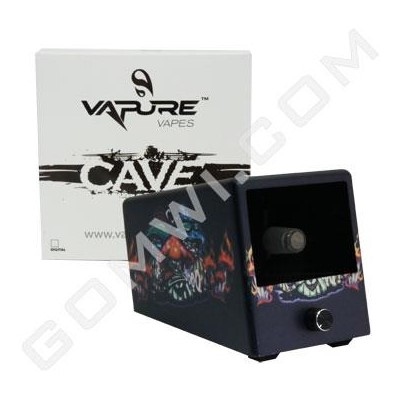 DISC Vaporizer Vapure Cave Non Digital Mushrooms