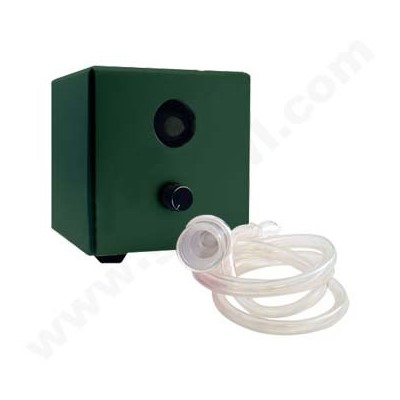 DISC Vaporizer Non digital Box style - Green