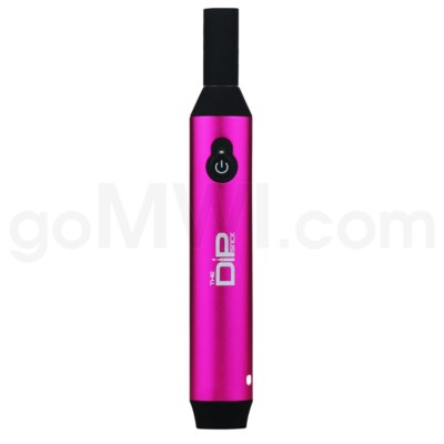 The Dipstick Concentrate Vaporizer Pink