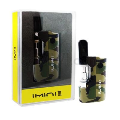 CE3 Oil Vaporizer 500mah iMini 3 Crystal Box Kit - Camo