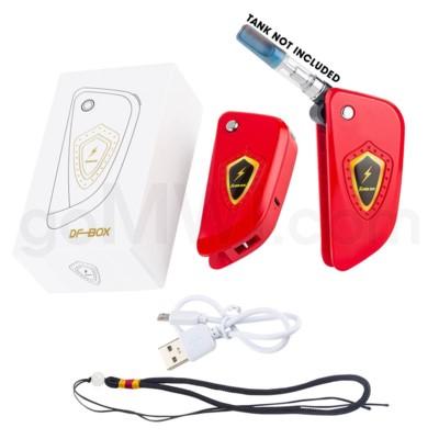 DFBOX CE3 oil liquid Vaporizer Kit  VV - Red