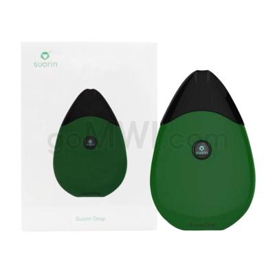 Suorin Drop 310mah AIO E-Liquid Starter Kit- Dark Green
