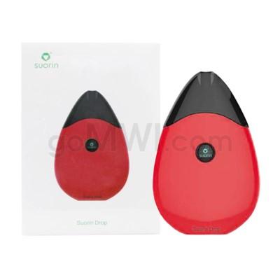 Suorin Drop 310mah AIO E-Liquid Starter Kit- Red
