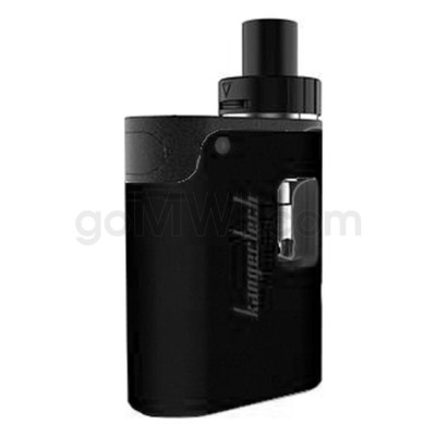 DISCKangertechTOGO MIni1700mAh AIO E-Liquid Starter Kit-Black