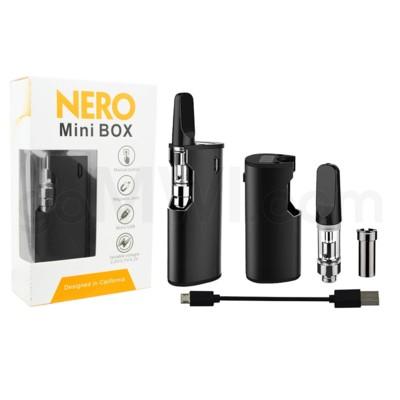 Nero Mini 650mAh Oil Vaporizer Kit-Black