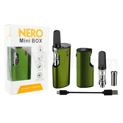 Nero Mini 650mAh Oil Vaporizer Kit-Green