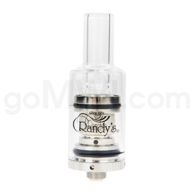 Randy's Pilot Glass Chamber & Atomizer Silver