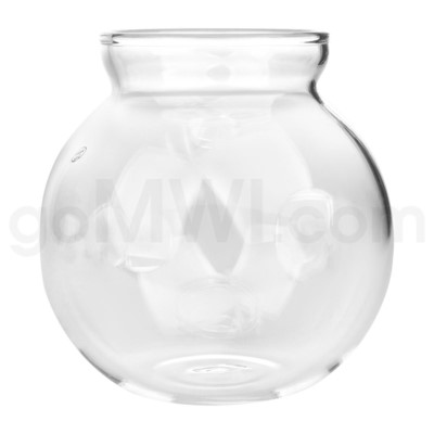 DISC Vaporizer Small or Large Glass DOME ONLY!