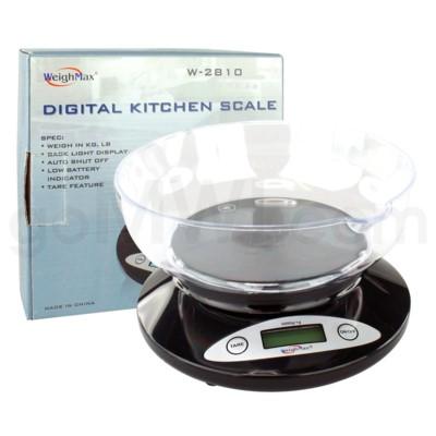 WeighMax 2810 5kg x 11 lbs Kitchen Scales