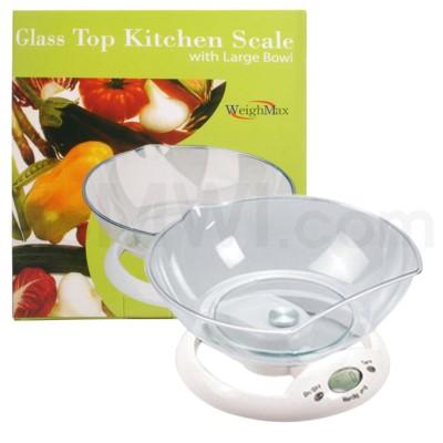 WeighMax 5800 3kg x 6.6 lbs Kitchen Bowl Scales