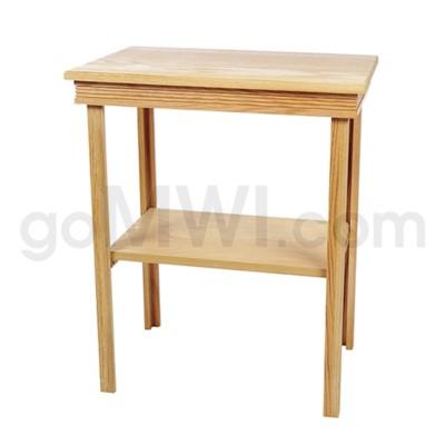 Wildberry Oak Display Table