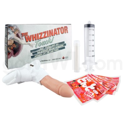 The Whizzinator Touch - White