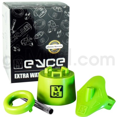 EYCE Xtra Pipe Kit 4x4x4in Silicone Green