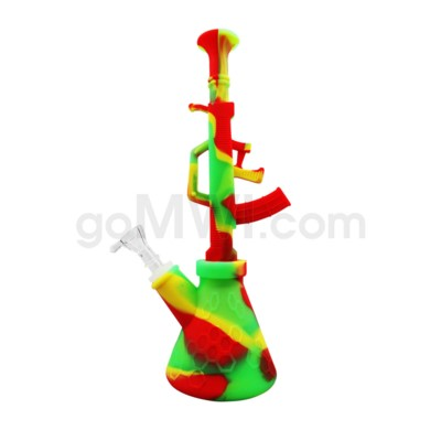 Silicone Waterpipe 11