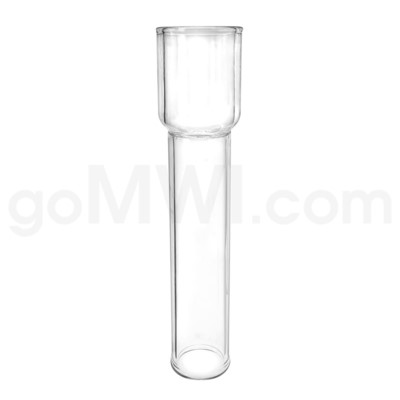 Wax Tube Glass 12
